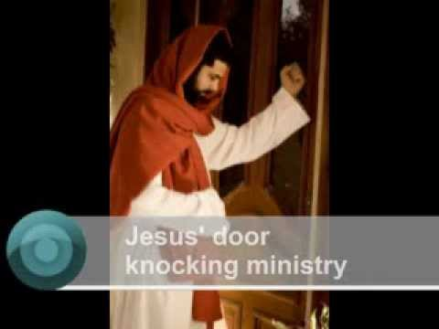 Jesus Door Knocking Ministry And Jehovah S Witnesses