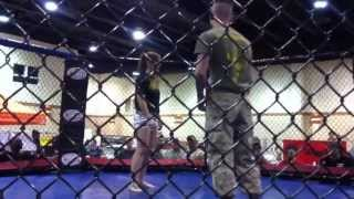 Marine Slams Pretty BJJ Girl And Still Gets Choked Out By