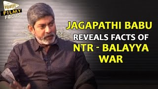 Jagapathi Babu on
