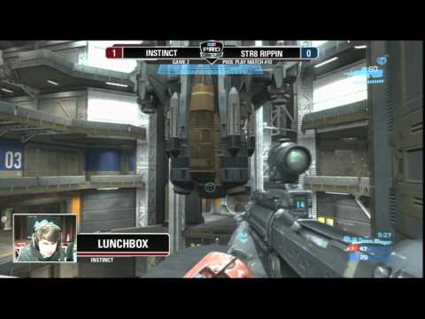 MLG Columbus Reach - Instinct vs Str8 Rippin - Pool Play
