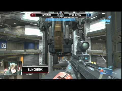 MLG Columbus Reach - Instinct vs Str8 Rippin - Pool Play