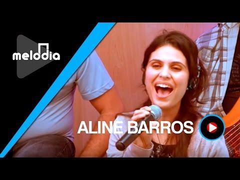 Aline Barros - Rendido Estou - Melodia Ao Vivo (30/01/15)