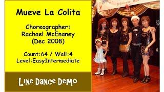 (Line Dance) Mueve La Colita Rachael McEnaney