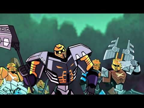 Bionicle ep. 8 - P�n pav��ich lebk��ov
