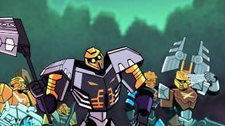 Bionicle ep. 8 - Pán pavúčich lebkúňov