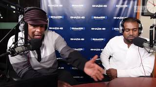 [Kanye West and Sway Talk Without Boundaries- Raw and Real on...] Video