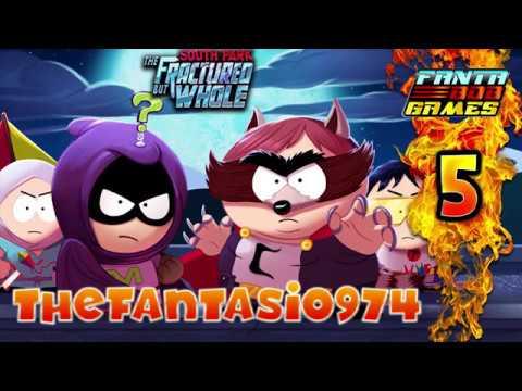 South Park: L'Annale du Destin - Ep.5 - Playthrough FR HD par Fanta