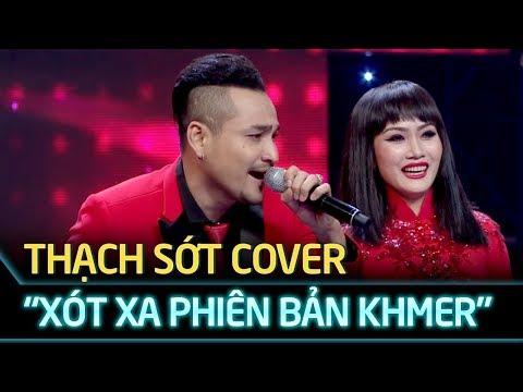 [Tuyệt Đỉnh Song Ca Tập 6] Thạch Sớt gây sốt khi cover lại ca khúc 'Xót xa' phiên bản Khmer