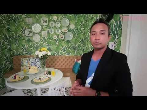 Quick Makeover Ruang Makan dan Di sebalik Tabir Cover IMPIANA Ogos 2013