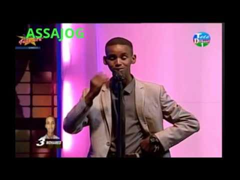 Djibouti: Jeunes Talents2  Mohamed  7eme Finale 20/11/2014