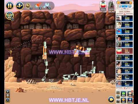 Angry Birds Star Wars Tournament Level 3 Week 41 (tournament 3) facebook