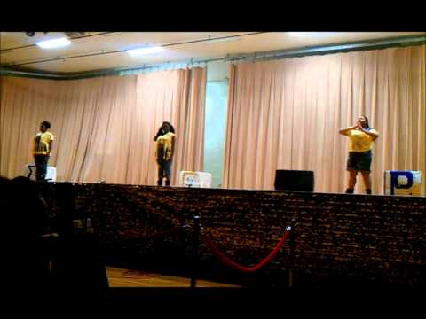 Wilberforce University Dawn Dance 2014:Sigma Gamma Rho, Kappa Chapter
