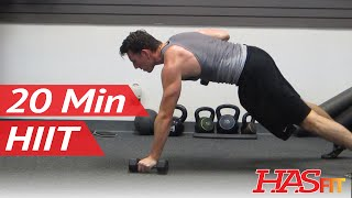 HASfit Warrior 20 Minute Workout Part 2 Of 3
