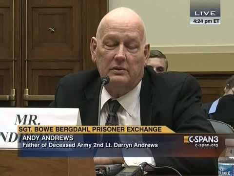 Rep. Weber Questions Bergdahl Witnesses at HFAC Hearing