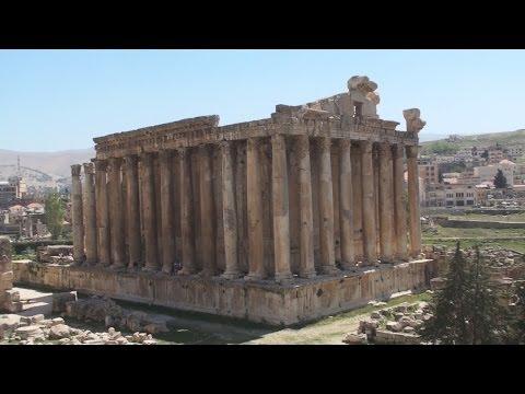 Baalbek Temple Complex Tour Lebanon