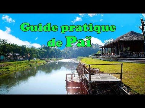 guide pratique vidéo sur la ville de paï