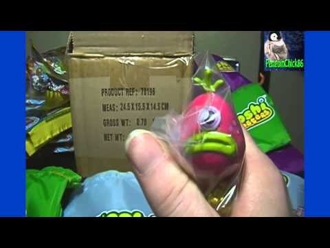 Moshi Monsters Moshlings Collector Bag Box Opening Part 3
