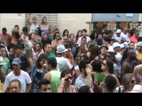 Beijar na boca Carnaval 2012