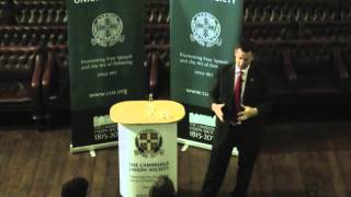Jeremy Hunt, The Cambridge Union Society