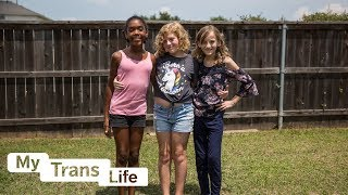 The 11-Year-Old Best Friends Transitioning Together | MY TRANS LIFE