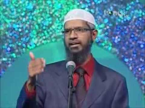 Dr. Zakir Naik - Why Islam allows consanguineous marriage since that causes birth defects?