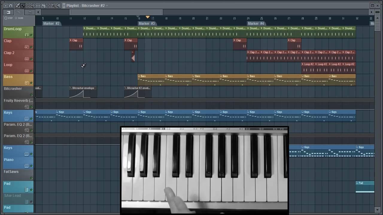 Fl Studio Guru Live Mode Jump Markers Youtube