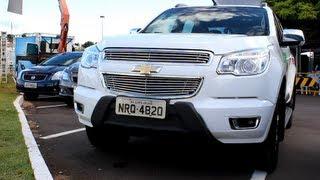 Avaliação GM S10 LTZ 2.8 Diesel 4x4 2013 (Canal Top