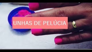 Unhas Pelúcia - Tutorial view on youtube.com tube online.