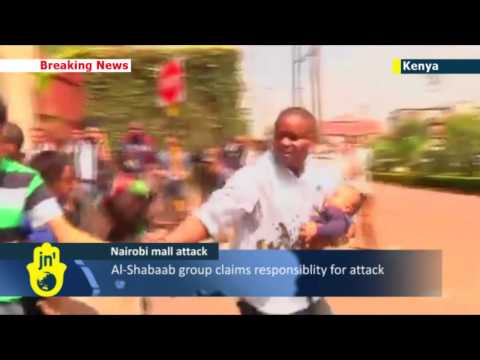 Kenya Mall Siege: Islamist militant group al-Shabaab claims responsibility for deadly attack