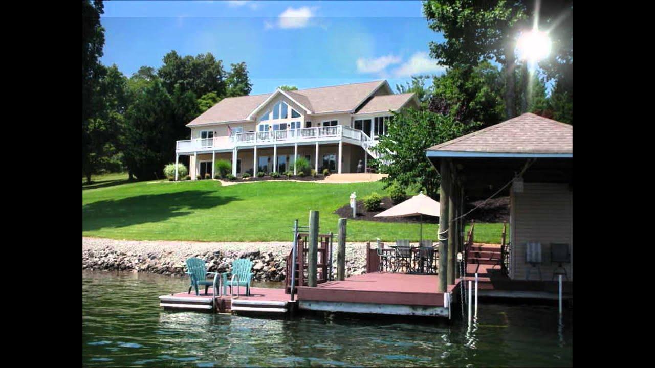 Smith lake smith lake homes for sale for Modular lake homes