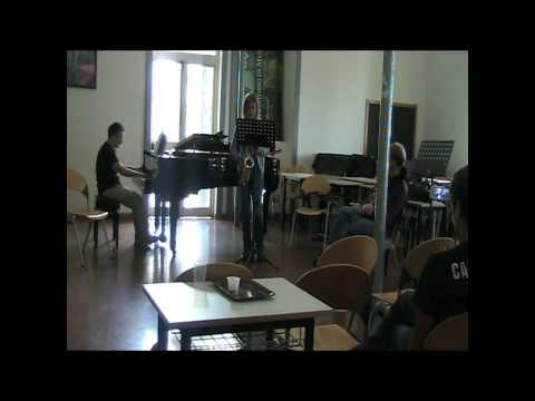 Arno Bornkamp Masterclass Salerno June 27 2010 Demersseman Fantaisie sur un Thème Original
