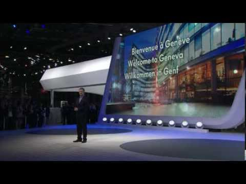 Volkswagen AG Press Conference at Geneva Auto Show 2014 | AutoMotoTV