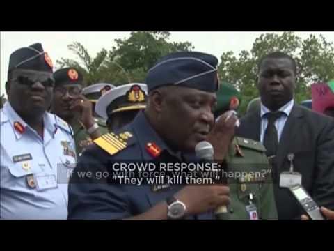 Impasse in rescue of Nigerian girls
