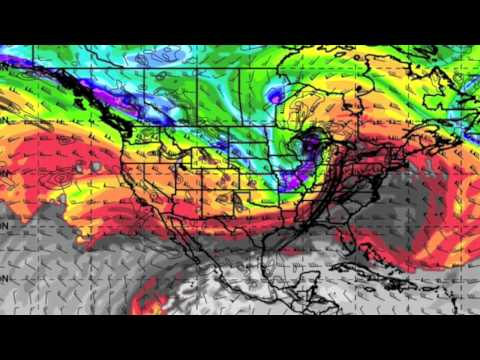 S0 News February 19, 2014: Climate, Magnetic Storm