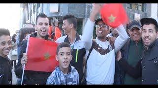 بالفيديو..مغربي مهووس بحب المنتخب المغربي ..هاشنو غادي يدير إلى تأهل المنتخب لكأس العالم بروسيا |