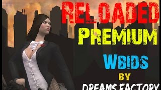 Reloaded PREMIUM Wbid Accounts,All Characters,Coins,Energy