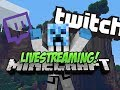 How to Livestream on Twitch with Minecraft [1.7.3]