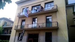 Juve: entusiasmo per Higuain in sede