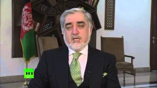RT-We are fighting ISIS, Taliban at same time: Afghan CEO Abdullah Abdullah