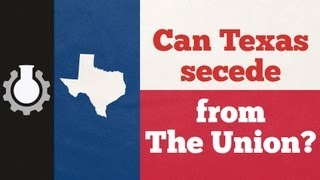 CGP Grey: Can Texas Secede from the Union?