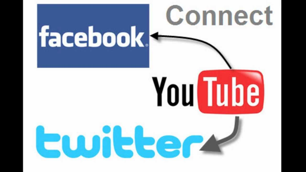 how to connect facebook ccount to youtube