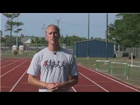 Track Running Tips : How to Get a Faster 100-Meter Dash Time