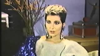 Cher - Interview (1985)