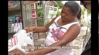 Vereador investigado por viagens para destinos tur�sticos diz que ir� devolver dinheiro
