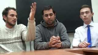 Discuție despre drepturi cu frații Brega