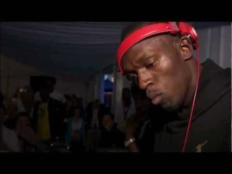 Usain Bolt - Sings Bob Marley
