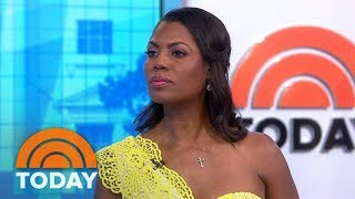 Omarosa Manigault Full Interview On Secret Recordings, Alleges Audio Of Trump Saying N-Word | TODAY
