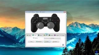 Usar Gamepad (control) En Todos Los Juegos De Computadora