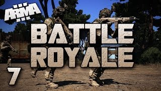 The Neck Twisters! (ARMA 3 Battle Royale #7)