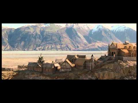 Lord of the Rings (Game of Thrones-inspired) title sequence